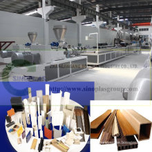 PVC Profile Line/ Plastic Profile Line/ WPC Profile Line/ Profile Extrusion Line/ Plastic Profile Making Machine