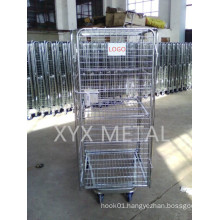 4 Sided Full Security Roll Cage