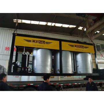 10T/H  Emulsion bitumen plant for road