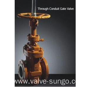 Handwheel Through Conduit Gate Valve