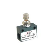 ЭСП пневматические клапаны регулирования потока серии ASC