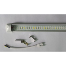 T8 18W 1.2m 220V White 3528 LED Grow Tube