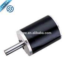 Высокая эффективность 3000 об / мин 52 мм 24 В 50 Вт безщеточный двигатель постоянного тока