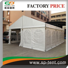 Luxury waterproof flameretardant UV resistant windproof small pagoda canopy marquee party tent from China supplier wholesale