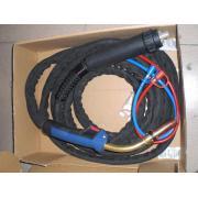 Antorcha de soldadura MIG / MAG 401D refrigerada por aire