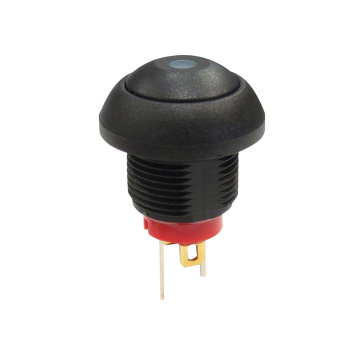 LED Illuminated Light Waterproof Push Button Switch