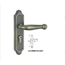 zinc alloy door lock HM0179 AB suitable for 35-55MM thickness door free shipping