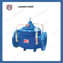 300X cast iron microresistance slow closing check valve