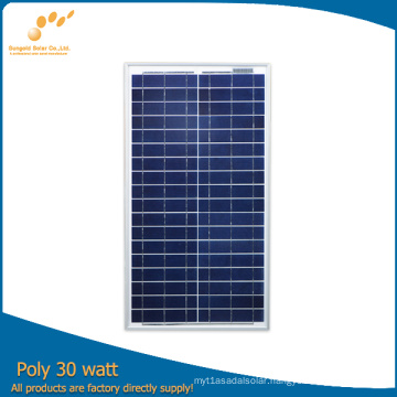 A Grade 5 W to 340W Photovoltaic Solar Panels