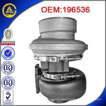 Turbocompresseur 311850 S4D OR5730 de haute qualité