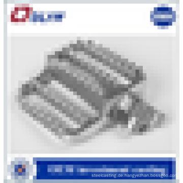 Porzellan Custom Manufacturing SS304 SS316 Stahlguss Fahrrad Ersatzteile