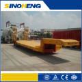 Cimc Factory Supply Low Bed Semi Trailer, Semi Trailer Truck