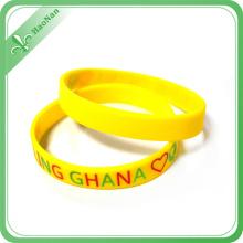 Newly Fashion Promotional Drop Rubber Wristband