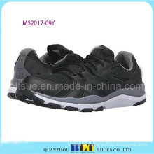 Blt Black Athletic Running Style Shoes
