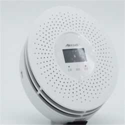 Acousto-optic double alarm Gas Alarm