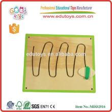 Juego de pared divertido Juguetes de madera educativos