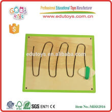 Funny Wall Game Wooden Toys Educational