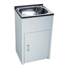Высококачественный белый шкаф для прачечной (550)