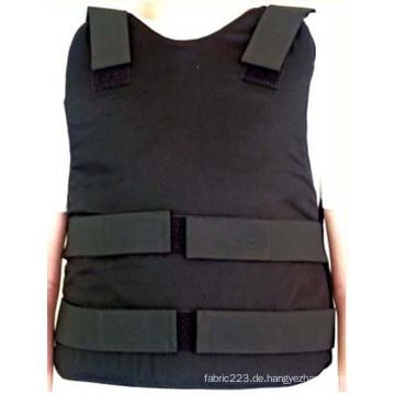 NIJ Level Iiia Aramid Body Armor für Verteidigung