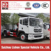 Swing Arm Garbage Truck Cilindro hidráulico Diesel