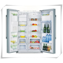 Domestic use frost free french door refrigerator