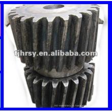 2012 новых продуктов спираль шестерни (термообработка)