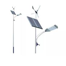 Farola complementaria eólica-solar
