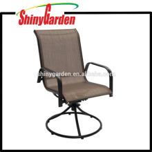 Estructura de acero Silla giratoria de 360 grados