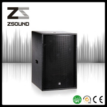 "Single 15"" DJ Subwoofer Loudspeaker"