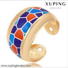 Mode Xuping 18 Karat Gold-Plated Big breiten ländlichen Stil Nachahmung Schmuck-Set-51471