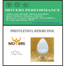 Ingrédient cosmétique de blanchiment de peau: Phenylethyl Resorcinol