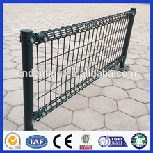 double loop decorative fence for healthcare