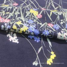 40*40 custom cheap printed 100% rayon poplin fabric