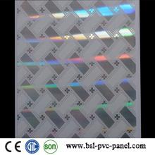25cm 7,5 mm / 7 milímetros Unique Laser Hot Stamp PVC Teto Painel