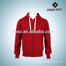 cheap plain high quality zipper hoodie custom hoodies for sale