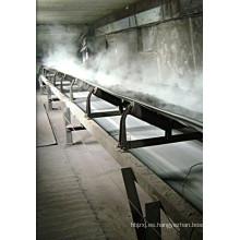 Correa transportadora HR resistente al calor