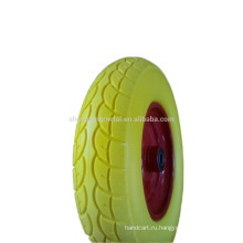 Высокое качество Полиуретановые колеса 4.80/4.00-8