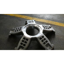 Recambios semiautomáticos de la lavadora de las piezas de automóvil de la fundición a presión de aluminio de encargo del OEM