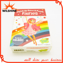 Customized Fairies Paper Puzzle Educational Toy for Girls (WPZ017)