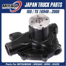 6D16, Me075293 Piezas de automóvil de la bomba de agua para Mitsubishi