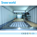 Snow world 10T Machine à glace en bloc