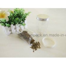 300ml garrafa de plástico pet de altura para embalagem de chá de ervas