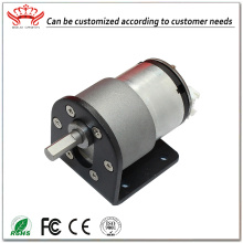 Dc Brushed Motor With Gearbox