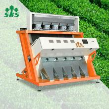 Té de procesamiento de la máquina de clasificación Manufacturersmall Té Leaf Grinder y clasificador