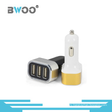 High Quality Hot-Selling Car Charger Three USB for Mobile