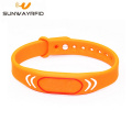 Silicone RFID Polsband voor Kinderen 125khz Armband TK4100