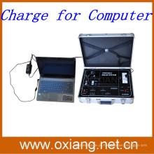 projeto da mala de viagem AC e DC 12 V minil gerador solar portátil 220 v 500 w