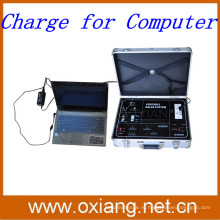 чемодан дизайн AC и DC 12В minil портативный солнечный генератор 220В 500Вт