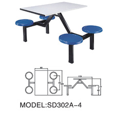 Столовая мебель Обеденный стол и стул