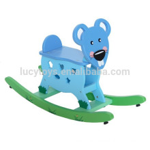Wooden Animal Rocking Horse Toy